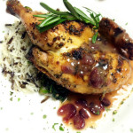 Genesis Steakhouse & Wine Bar Menu, Chef's Special Airline Chicken Breast