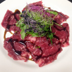 Genesis Steakhouse & Wine Bar Menu, Beef Carpaccio