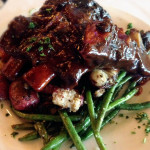 Genesis Steakhouse & Wine Bar Menu, Smoked Beef Ribs