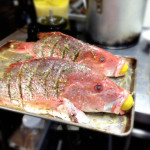 Genesis Steakhouse & Wine Bar Menu, Whole Snapper