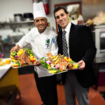 Chef Arturo Macias and Owner Jason Goldstein