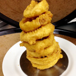 Genesis Steakhouse & Wine Bar Menu, Beer Battered Onion Tower