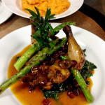 Genesis Steakhouse & Wine Bar Menu, Free Range Cornish Hen