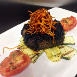 "Chef Special Coffee Crusted Genesis ""Filet"""