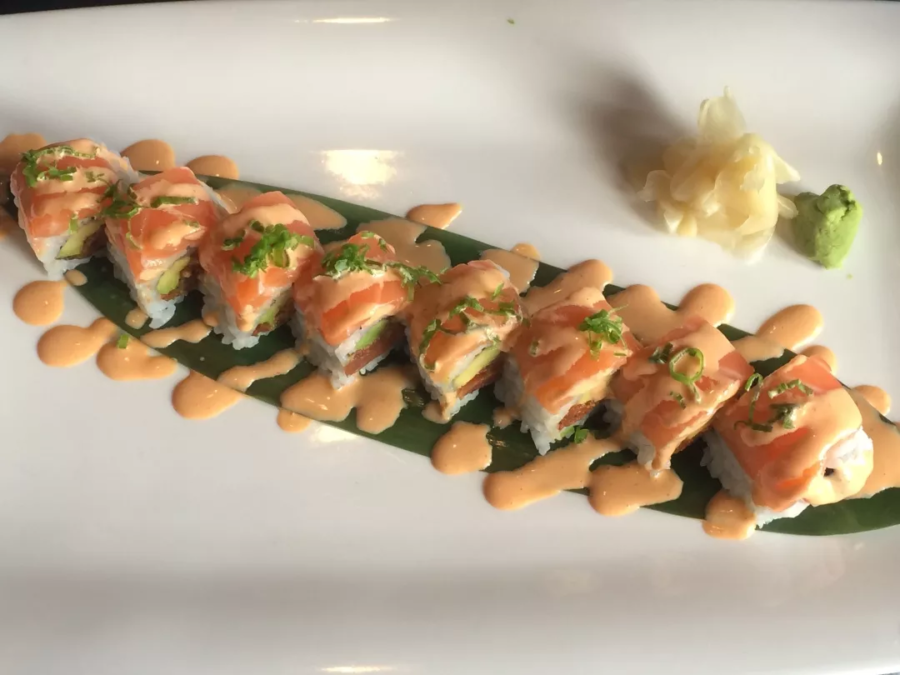 Genesis Steakhouse Has Kosher Sushi